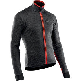 Northwave Blade 3 Total Protection Jacket Men black/red